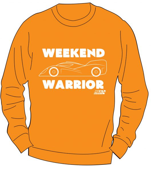 Weekend Warrior - 1/12th Scale Sweater