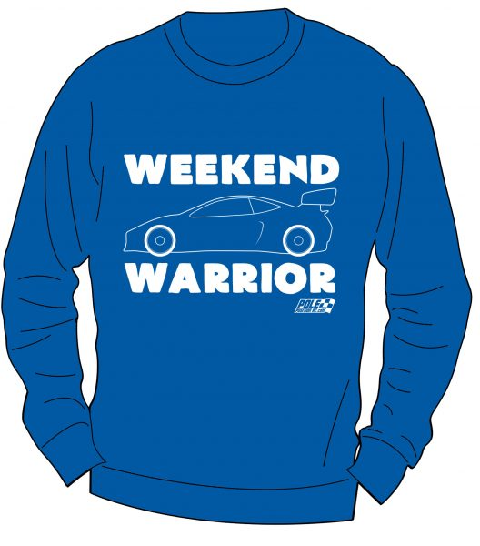 Weekend Warrior - GT12 Sweater